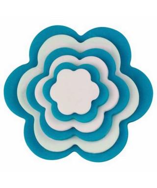 emporte-pièces fleur set/6 PME