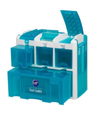 Valise Coffre à outils Ultimate Tool Caddy Aqua Wilton