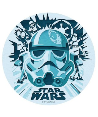 Disque stormtroopers Star Wars