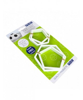 Emporte-pièces Football Set/4 PME