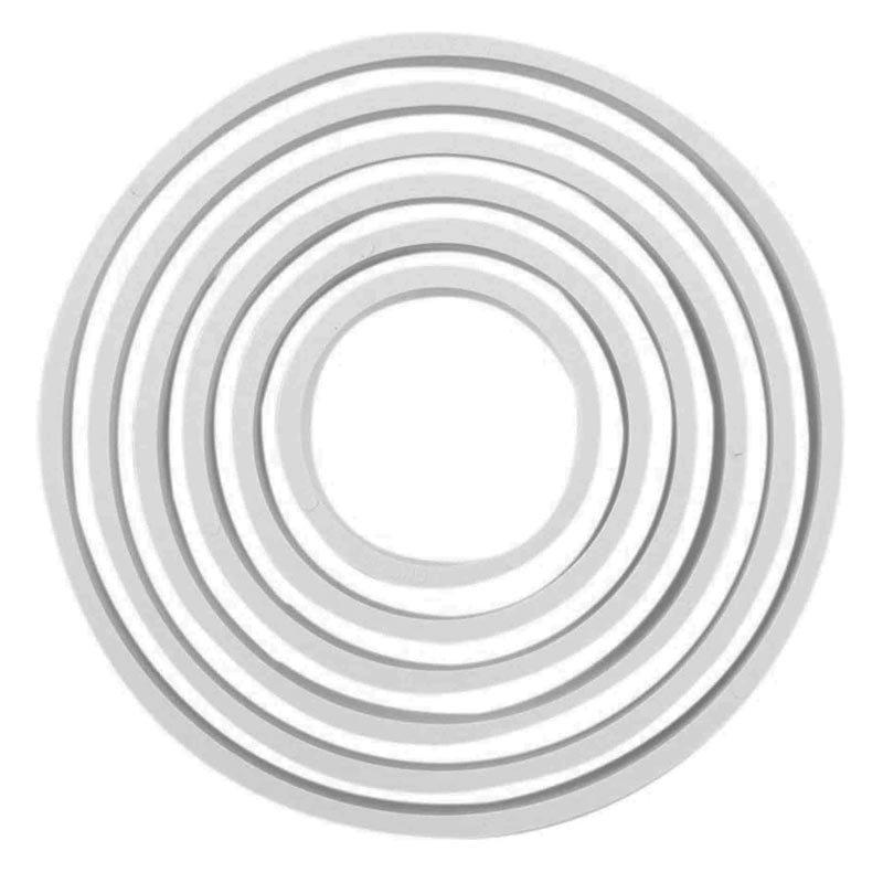 Emporte-pièce Rond set/6 PME