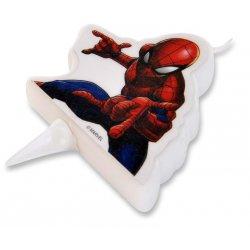 Bougie Spiderman 2D Marvel