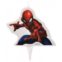 Bougie Spiderman Marvel