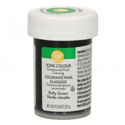 Colorant alimentaire en gel vert Wilton