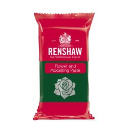 Pâte à sucre à Modelage Vert foncé 250g Renshaw