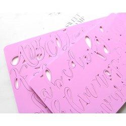 Embosseur Elegant Sweet Stamp