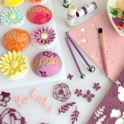 Embosseur SweetSticks Edition majuscules et minuscules Sweet Stamp