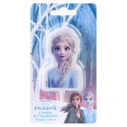 Bougie Elsa la Reine des neiges 2 Disney