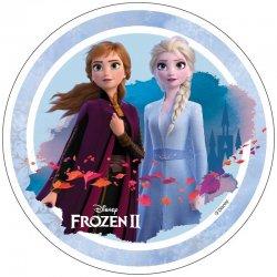 Disque Azyme Elsa La Reine des Neiges 2