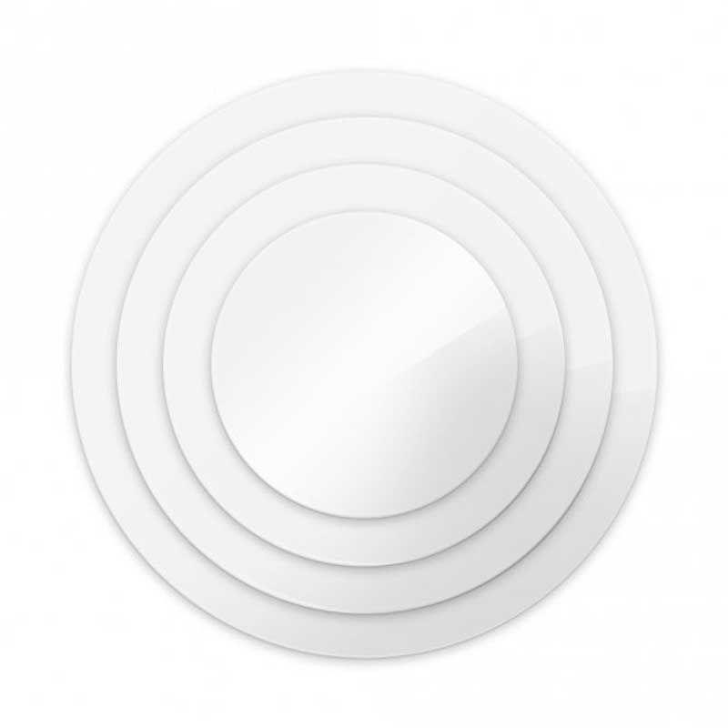 Disques à Angle Droit 22.5 cm lot de 2