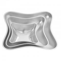 Ensemble Moules Coussins en aluminium Wilton