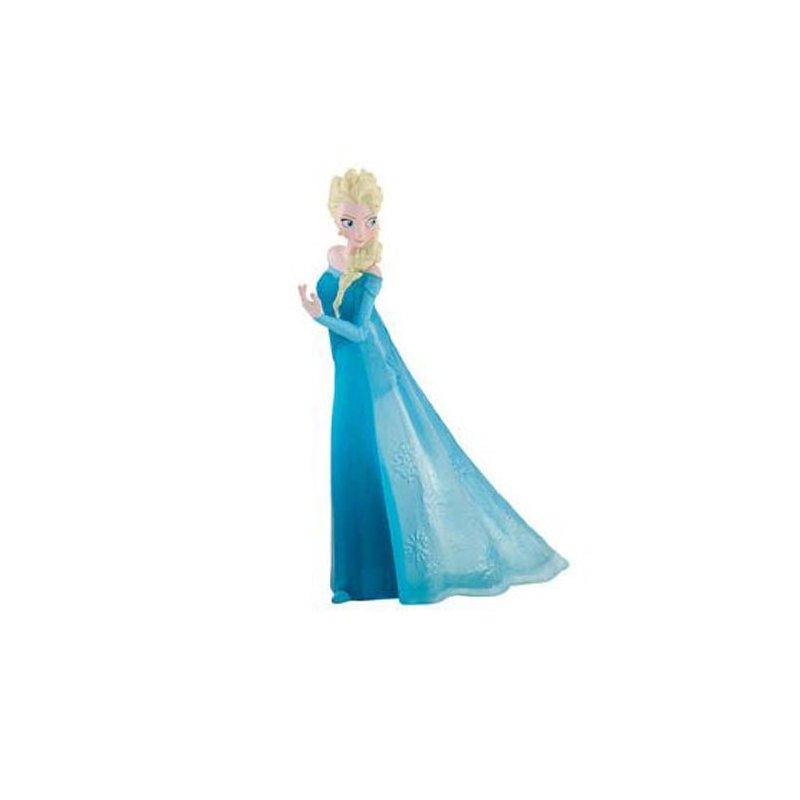 Figurine 3D en pvc Elsa la reine des neiges Disney