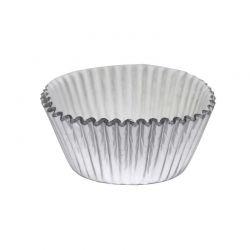 Caissette cupcake Argentée pk/30 PME