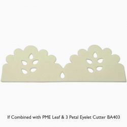 Frise broderie anglaise Crinoline Frill Pme