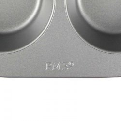 Moule plaque 6 Large CupCake PME