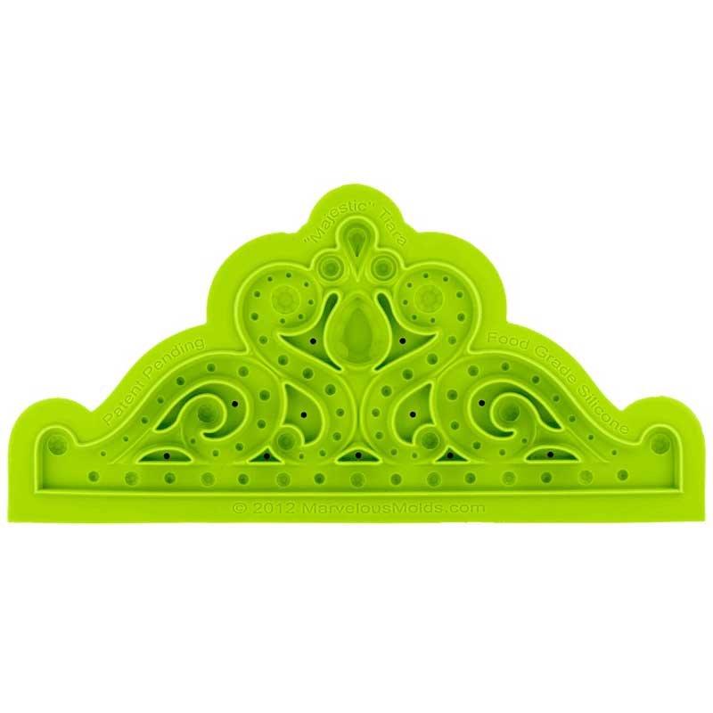Moule silicone Couronne Diadème majestueux Marvelous Molds