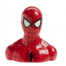 Buste de Spiderman pour décoration de gâteau