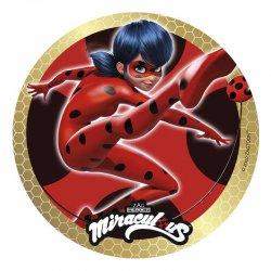 Disque comestible Ladybug...