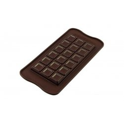 Moule à Chocolat Tablette Choco Bar Silikomart