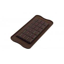 Moule à Chocolat Tablette Classic Choco Bar Silikomart