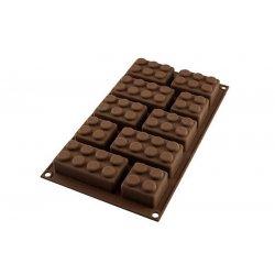 Moule à Chocolat LEGO Block Silikomart