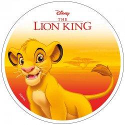 Disque azyme Le Roi Lion Disney