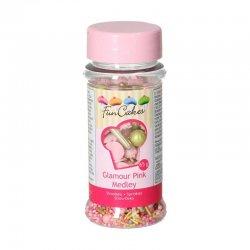Sprinkle Glamour Pink 65g FunCakes
