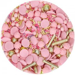 Sprinkle Glamour Pink 65g FunCakes