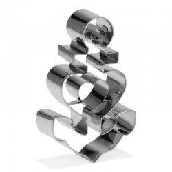 Emporte-pièce métal Ancre 10 cm