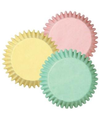 Caissette cupcake Pastel pk/75 Wilton
