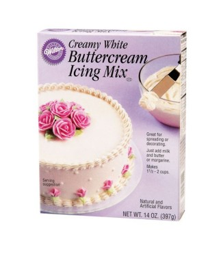 Buttercream blanc crème 400g Wilton