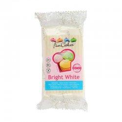 Pâte à sucre Blanche 250g Funcakes
