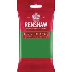Pâte à sucre PRO Vert 250g Renshaw
