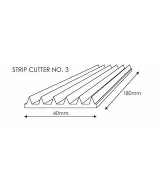Tampon Fine bande n°3 JEM Cutters