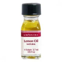 Huile essentielle de citron 3.7ml LorAnn