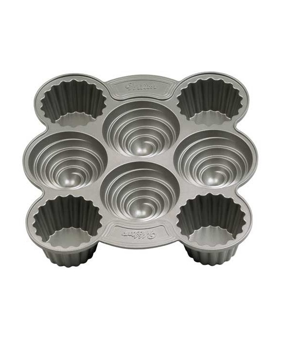 Moule Multi Cupcake 3D Dimension Wilton