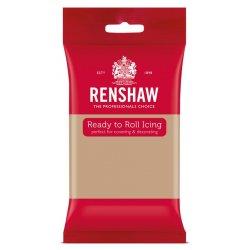 Pâte à sucre PRO Latte 250g Renshaw