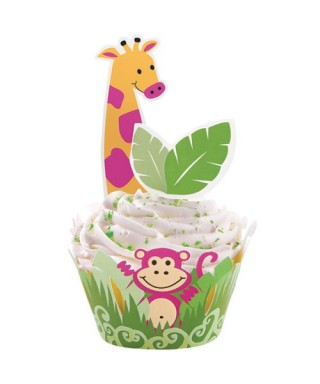 Caissette Combo Pack wrap Jungle Wilton