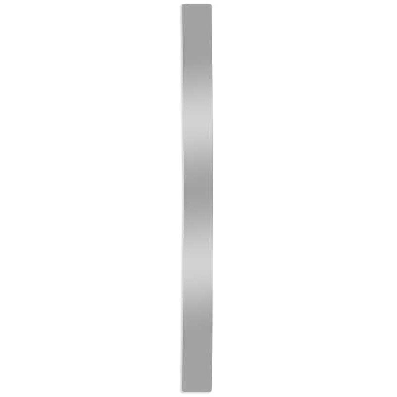 Règle lisseur à glaçage polie en acier inoxydable 406 mm PME