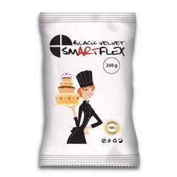 Pâte à sucre Velours Noir 250g Smartflex