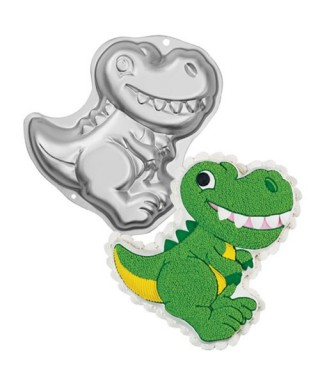 Moule Dinosaure 3D Wilton