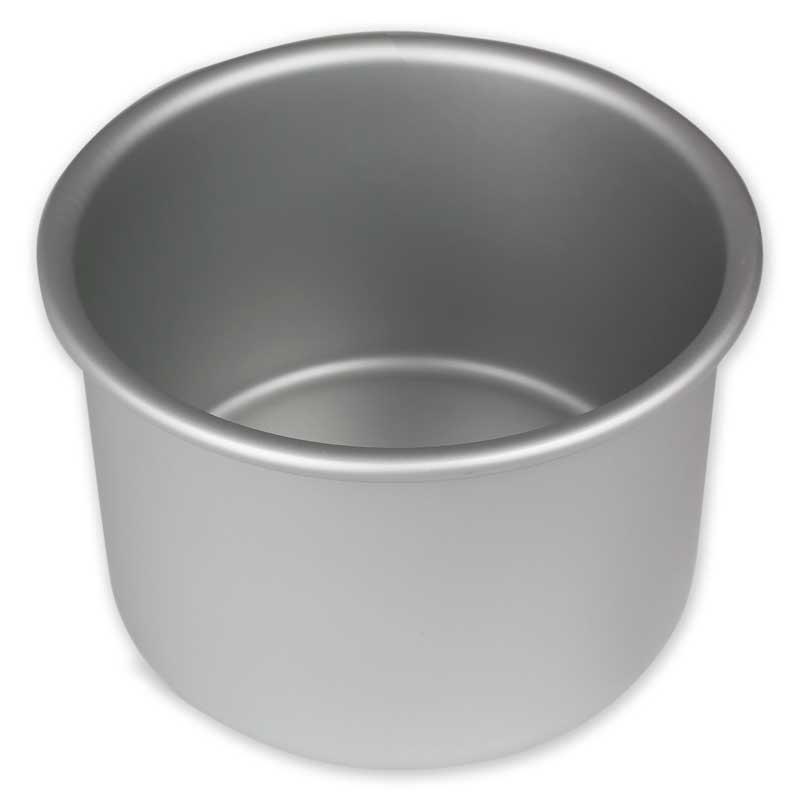Moule aluminium rond Ø 10 x 7,5cm PME