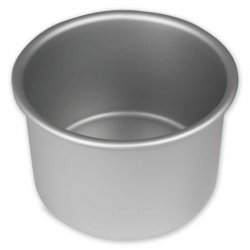 Moule aluminium rond Ø 12,5 x 7,5cm PME
