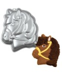Moule Poney 3D Wilton