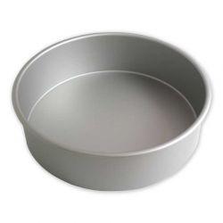 Moule aluminium rond Ø 27,5 x 7,5cm PME