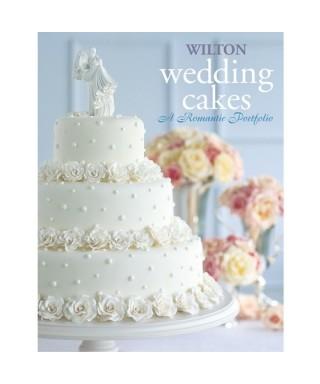 Livre Gâteaux de mariage portofolio Wilton