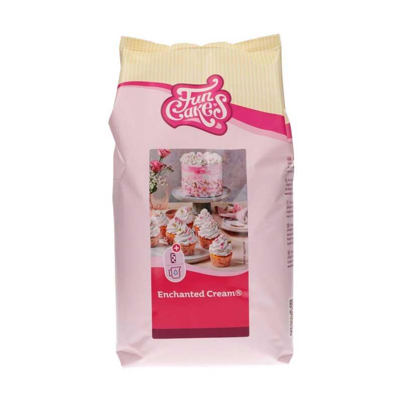 Préparation pour crème enchantée 4kg FunCakes