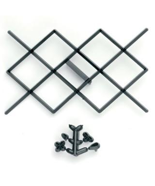 Emporte-pièce Patchwork Cutter Motif Diamant matelassé