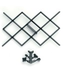 Emporte-pièce Diamant matelassé Patchwork Cutter