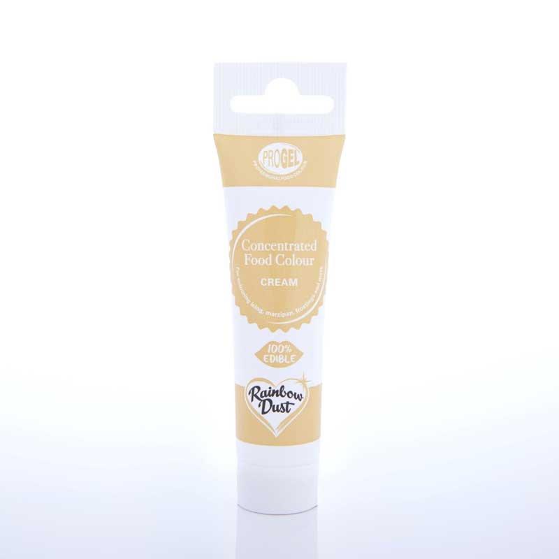 ProGel colorant alimentaire Crème Rainbow Dust